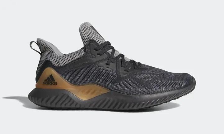 """adidas ALPHA BOUNCE 2.0 """"Grey Four/Carbon"""" (アディダス アルファ バウンス """"グレー フォー/カーボン"""") [CG4762]"""