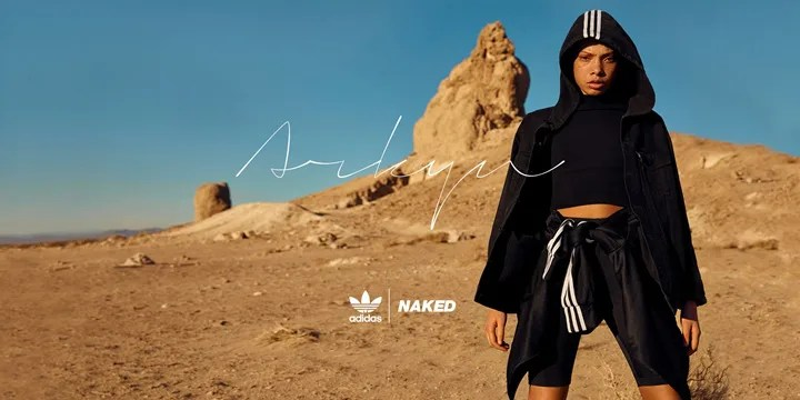 """3/17発売!Naked × adidas Consortium """"adidas Originals ARKYN"""" (ネイキッド アディダス コンソーシアム """"アディダス オリジナルス アーキン"""") [AC7669]"""