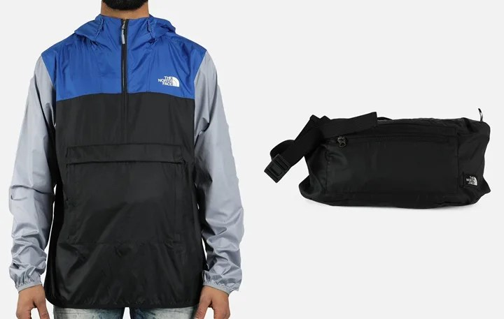 "Villa x THE NORTH FACE ""SMU FANORAK JACKET"" (ヴィラ ザ・ノース・フェイス)"
