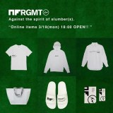 サカナクション 山口 一郎氏「nf」 × フラグメント 藤原ヒロシ氏「FRAGMENT」がタッグを組んだ「nFRAGMENT」が3/19オンライン発売!