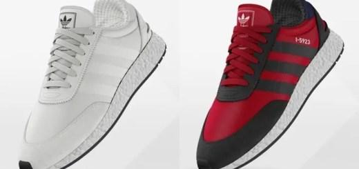 miadidasにてBOOSTフォーム搭載モデル アディダス オリジナルス I-5923がカスタマイズスタート! (adidas Originals I-5923)