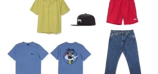 STUSSYから、オープンカラーシャツやウォーターショーツなどの新作が発売 (ステューシー)