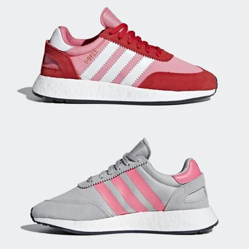 """4月下旬発売!アディダス オリジナルス ウィメンズ I-5923 """"チャコール ピンク/グレー ツー"""" (adidas Originals WMNS I-5923 """"Charcoal Pink/Grey Two"""") [CQ2527,2528]"""