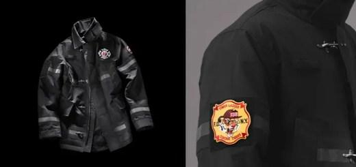 カナダグース × ニューヨーク市消防局(FDNY)とコラボ!消防士の伝統的なユニフォームからインスパイアされた機能的なコートが4/14 千駄ヶ谷のフラッグシップストアで発売 (CANADA GOOSE)