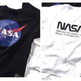 アメリカ航空宇宙局「NASA」とSHIPSのコラボグラフィックTEEが6月上旬発売 (シップス)