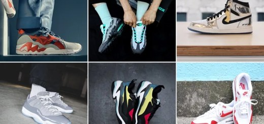 "【まとめ】4/28発売の厳選スニーカー!(NIKE AIR MAX 95 ATMOS ""WE LOVE NIKE"" ""Clear Jade"")(PUMA THUNDER SPECTRA ""Puma Black"")(AIR JORDAN 1 RETRO HIGH ""Think 1"" ""Pass The Torch"")(AIR MAX 90/1 ""White/University Red"")他"