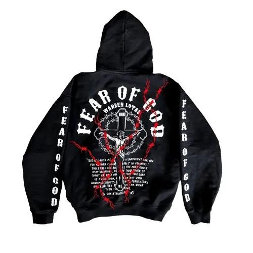 WARREN LOTAS × FEAR OF GOD コラボレーションが発売 (ウォーレン ロータス フィア オブ ゴッド)