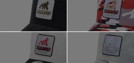 「XLARGE WALKING APE」× New Eraとの新たなコラボアイテムが近日発売 (エクストララージ ウォーキング エイプ ニューエラ)