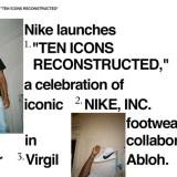 NIKELABにOFF-WHITE c/o VIRGIL ABLOH コラボページが再登場 (ナイキラボ オフホワイト)