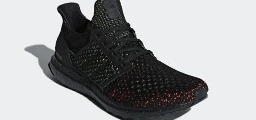 """6/14発売!adidas ULTRA BOOST CLIMA """"Core Black/Solar Red"""" (アディダス ウルトラ ブースト クライマ """"コア ブラック/ソーラー イエロー"""") [AQ0482]"""