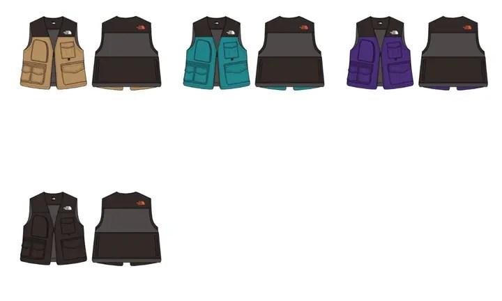 アクティビティを目的としたデザイン THE NORTH FACE x BEAMS 2018 S/Sが6/23から発売 (ザ・ノース・フェイス ビームス)