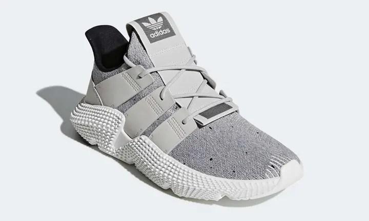 """6/12発売予定!adidas Originals PROPHERE """"Grey One/Black"""" (アディダス オリジナルス プロフィア """"グレー ワン/ブラック"""") [B37182]"""