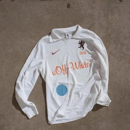 "OFF-WHITE C/O VIRGIL ABLOH x NIKE ""Soccer Pack""がFIFA 2018 WCに合わせ、6/14から発売予定 (オフホワイト ナイキ ""サッカー パック"")"