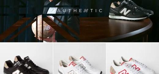 6/6発売!New Balance x Paul Smith カプセルコレクションにてフットボールスパイク「MiUK One」と「576」M/Wモデルが登場 (ニューバランス ポールスミス)