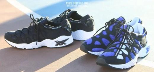 """7/13発売!ASICS TIGER GEL-MAI """"Asics Blue/Black"""" (アシックス タイガー ゲル マイ """"アシックス ブルー/ブラック"""") [TQ703N-4590,9090]"""