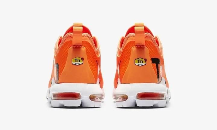 """【オフィシャルイメージ】ナイキ エア マックス プラス TN SE """"トータル オレンジ/ホワイト"""" (NIKE AIR MAX PLUS TN SE """"Total Orange/White"""") [AQ1088-800]"""