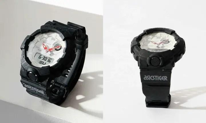 G-SHOCK × ASICS TIGER GBA-800ATが6/29発売 (Gショック ジーショック アシックス タイガー)