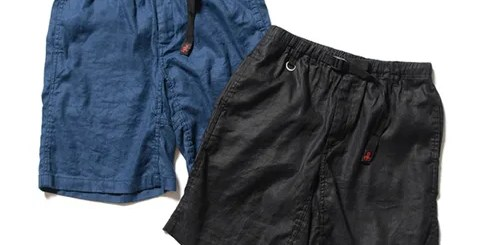 "SOPHNET. x Gramicci ""STRETCH LINEN EASY SHORTS by SOLOTEX""が6/30発売 (ソフネット グラミチ)"