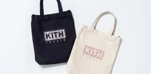 KITH TREATS TOKYOにてトートバッグ「TREATS SPRINKLE TOTE」が近日発売予定 (キス トリーツ トウキョウ)