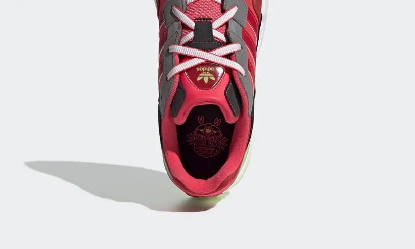 """2019年1月発売!adidas Originals YUNG-96 """"CHINESE NEW YEAR"""" """"CNY"""" """"YEAR OF THE PIG"""" 2019 (アディダス オリジナルス """"チャイニーズ ニューイヤー"""" """"イヤー オブ ザ ピッグ"""") [G27575]"""