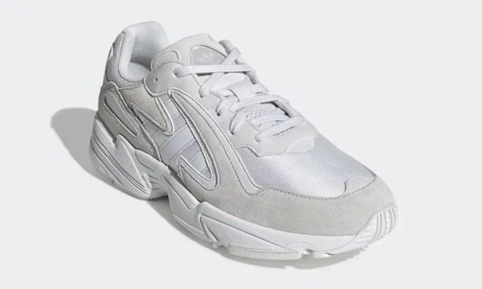 """6/1発売!adidas Originals Yung-96 CHASM """"White/Core Black"""" (アディダス オリジナルス ヤング-96 キャズム """"ホワイト/コアブラック"""") [EE7238,7239]"""