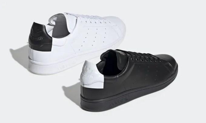 6/1発売!ヒールにスクエアプリントを施した アディダス オリジナルス スタンスミス リーコン (adidas Originals STAN SMITH RECON) [EE5785,5786]