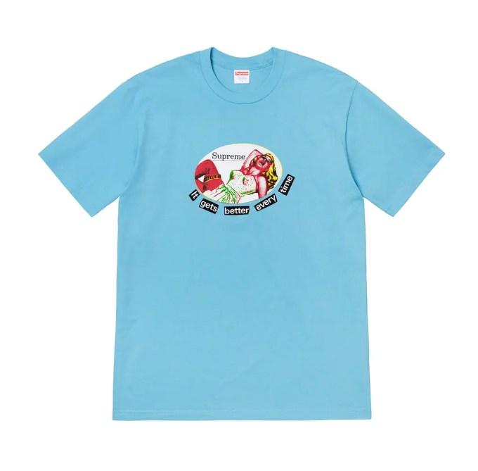 【速報】6/29発売!シュプリーム (SUPREME) × ブジュ・バントン (Buju Banton) & 2019 SUMMER TEE