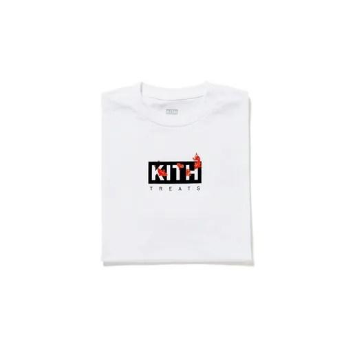 """日本の夏を感じさせる、KITH TREATS """"Natsu-matsuri TEE""""が7/7リリース (キス トリーツ)"""