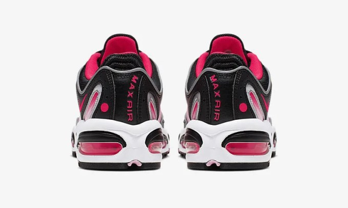 """ナイキ エア マックス テイルウィンド 4 """"ブラック/レッドオービット/ピンクフォーム"""" (NIKE AIR MAX TAILWIND IV """"Black/Red Orbit/Pink Foam"""") [CN9659-001]"""