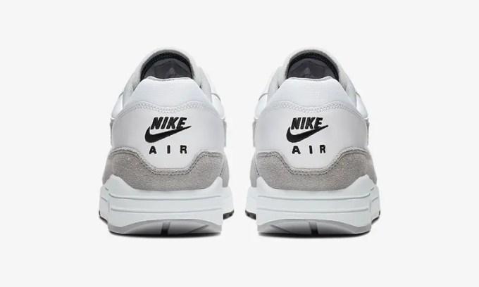 """ナイキ エア マックス 1 """"ホワイト/ブラック/ウルフグレー"""" (NIKE AIR MAX 1 """"White/Black/Wolf Grey"""") [AH8145-113]"""
