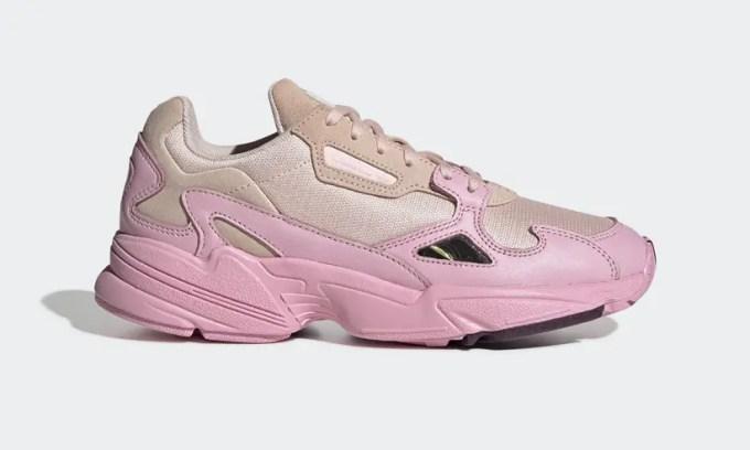 """8/29発売!adidas Originals WMNS FALCON """"Icey Pink/True Pink"""" (アディダス オリジナルス ウィメンズ ファルコン """"アイシーピンク/トゥルーピンク"""") [EF1994]"""