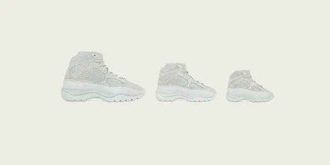 """9/14発売!adidas Originals YEEZY DESERT BOOT """"SALT/ROCK/OIL"""" (アディダス オリジナルス イージー デザート ブーツ """"ソルト/ロック/オイル"""") [FV5677][EG6462][EG6463]"""