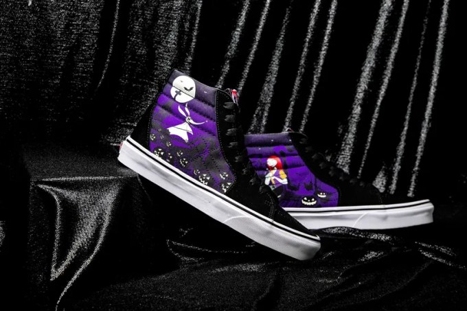 The Nightmare Before Christmas × VANS COLLECTION (ナイトメアー・ビフォア・クリスマス バンズ コレクション)