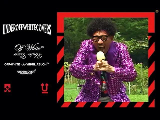 オフホワイト × アンダーカバーによるカプセルコレクションが、9/14から発売 (OFF-WHITE UNDERCOVER)