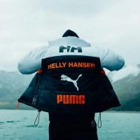 プーマ x ヘリーハンセン コラボレーションが9/25から発売 (PUMA HELLY HANSEN)