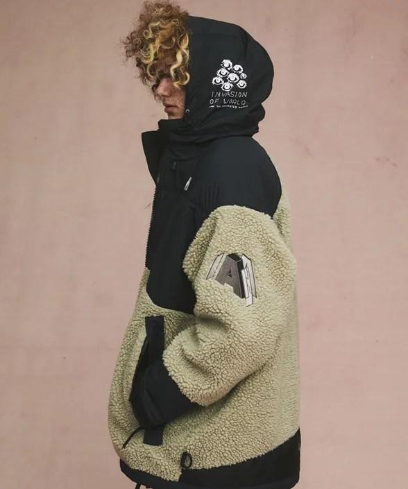 HELLY HANSEN × JohnUNDERCOVER/SueUNDERCOVERによるコラボ ジャケットが発売 (ヘリーハンセン ジョンアンダーカバー/スーアンダーカバー)
