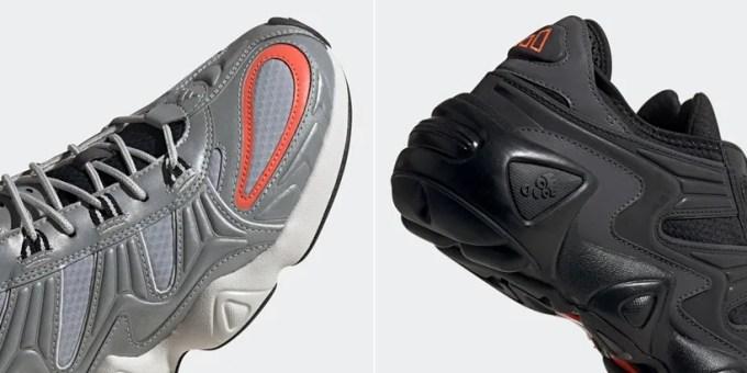 """12/5発売!""""ソーラーレッド""""をアクセントにした adidas Originals FYW S-97 2カラー (アディダス オリジナルス FYW S-97) [EE5313,5314]"""