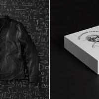 リーバイスからアインシュタインが変装した時に着ていたであろうレザージャケット「Menlo Cossack Jacket」をイメージした復刻の第2弾モデルが世界500着限定で1/24発売 (リーバイス)