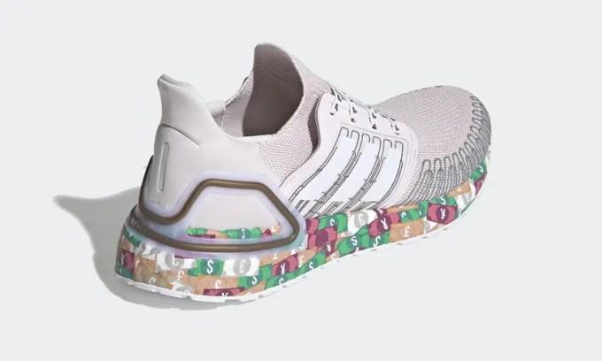 "adidas ULTRA BOOST 20 ""Purple/White/Green"" (アディダス ウルトラ ブースト 20 ""パープル/ホワイト/グリーン"") [FX8890]"
