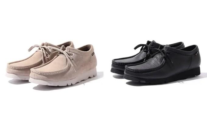 Clarks × BEAMS 別注 Wallabee Boot GORE-TEX 2カラーが4月下旬発売 (クラークス ビームス ワラビー ゴアテックス)