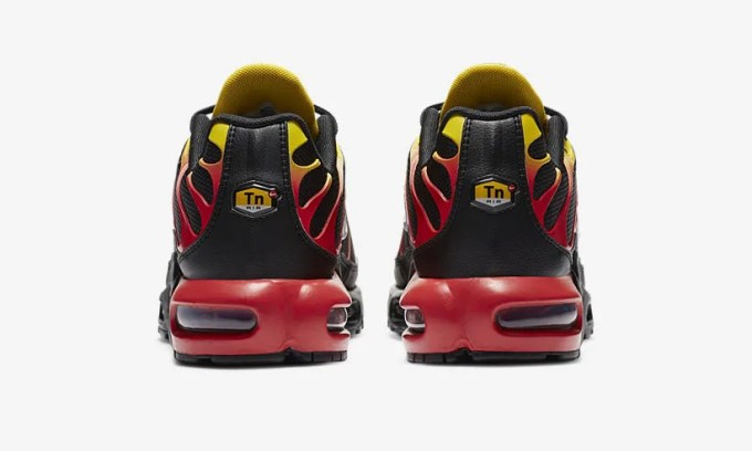 """ナイキ エア マックス プラス """"ブラック/レッド/イエロー"""" (NIKE AIR MAX PLUS """"Black/Red/Yellow"""") [CZ9270-001]"""