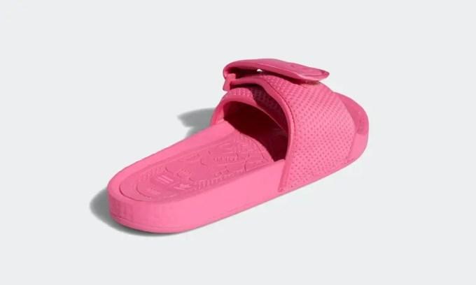 """8/1 発売!Pharrell Williams x adidas Originals BOOST SLIDE """"Semi Solar Pink"""" (ファレル・ウィリアムス アディダス オリジナルス ブースト スライド """"セミソーラーピンク"""") [FV7289]"""