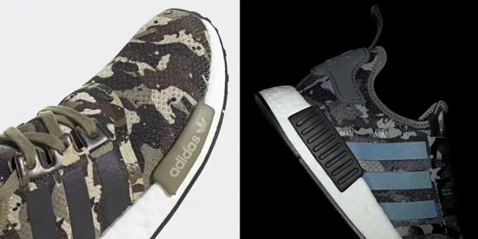"""8/8発売!adidas Originals NMD_R1 """"Savanna Camo/Grey Three Camo"""" Pack (アディダス オリジナルス エヌエムディ アールワン """"サバンナ/グレースリー カモ パック"""") [FZ0076,FZ0077]"""