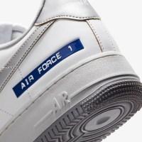 """ナイキ エア フォース 1 ロー """"ラベルメカー"""" ホワイト (NIKE AIR FORCE 1 LOW """"Label Maker"""" White) [DC5209-100]"""