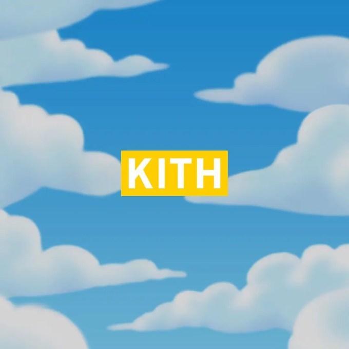【The Simpsons】KITH MONDAY PROGRAM 2021年 第4弾 (キス)