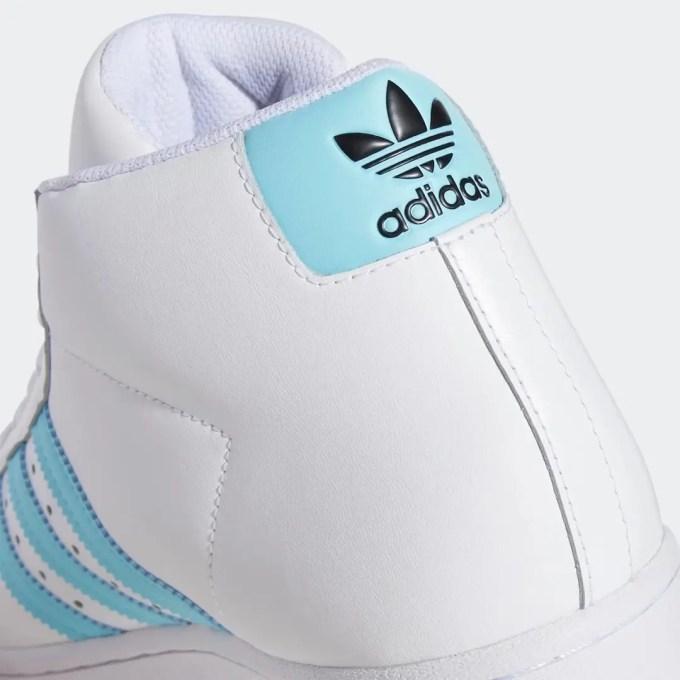 "adidas Originals TOP TEN HI ""White/Hazy Sky"" (アディダス オリジナルス トップテン ハイ ""ヘイジースカイ/ホワイト"") [GX2534]"