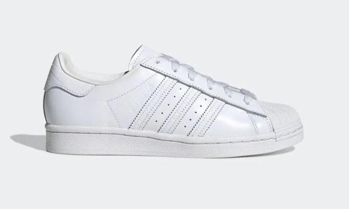 """4/30 発売!BEAMS × adidas Originals WMNS SUPERSTAR """"White/Matt Silver"""" (ビームス アディダス オリジナルス ウィメンズ スーパースター """"ホワイト/マットシルバー"""") [GZ3096]"""