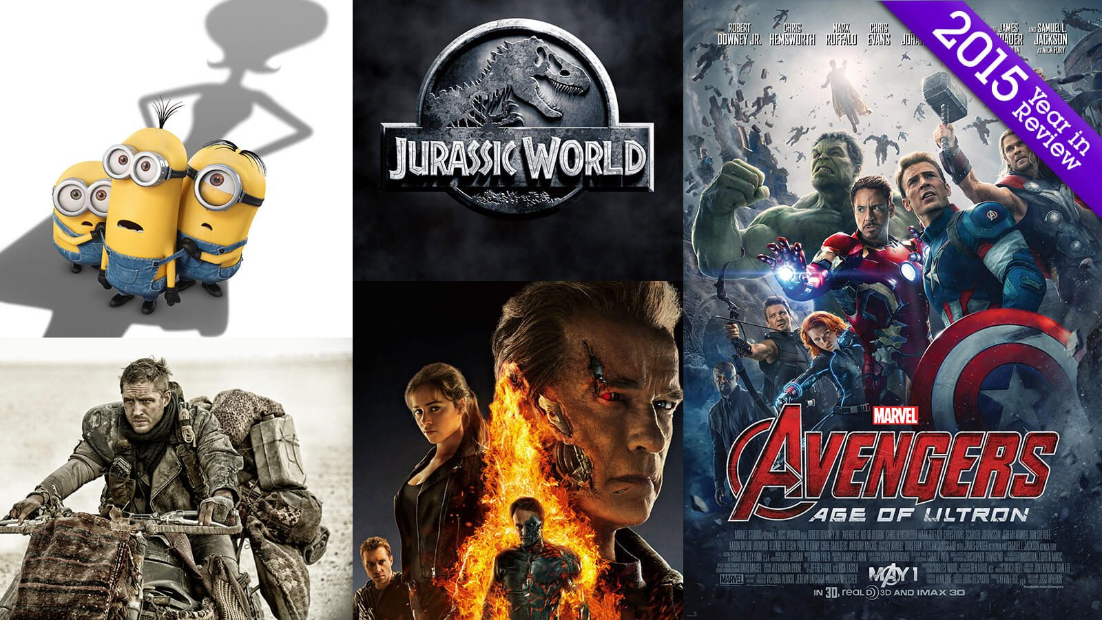 Year In Review Grads On S Biggest Movies