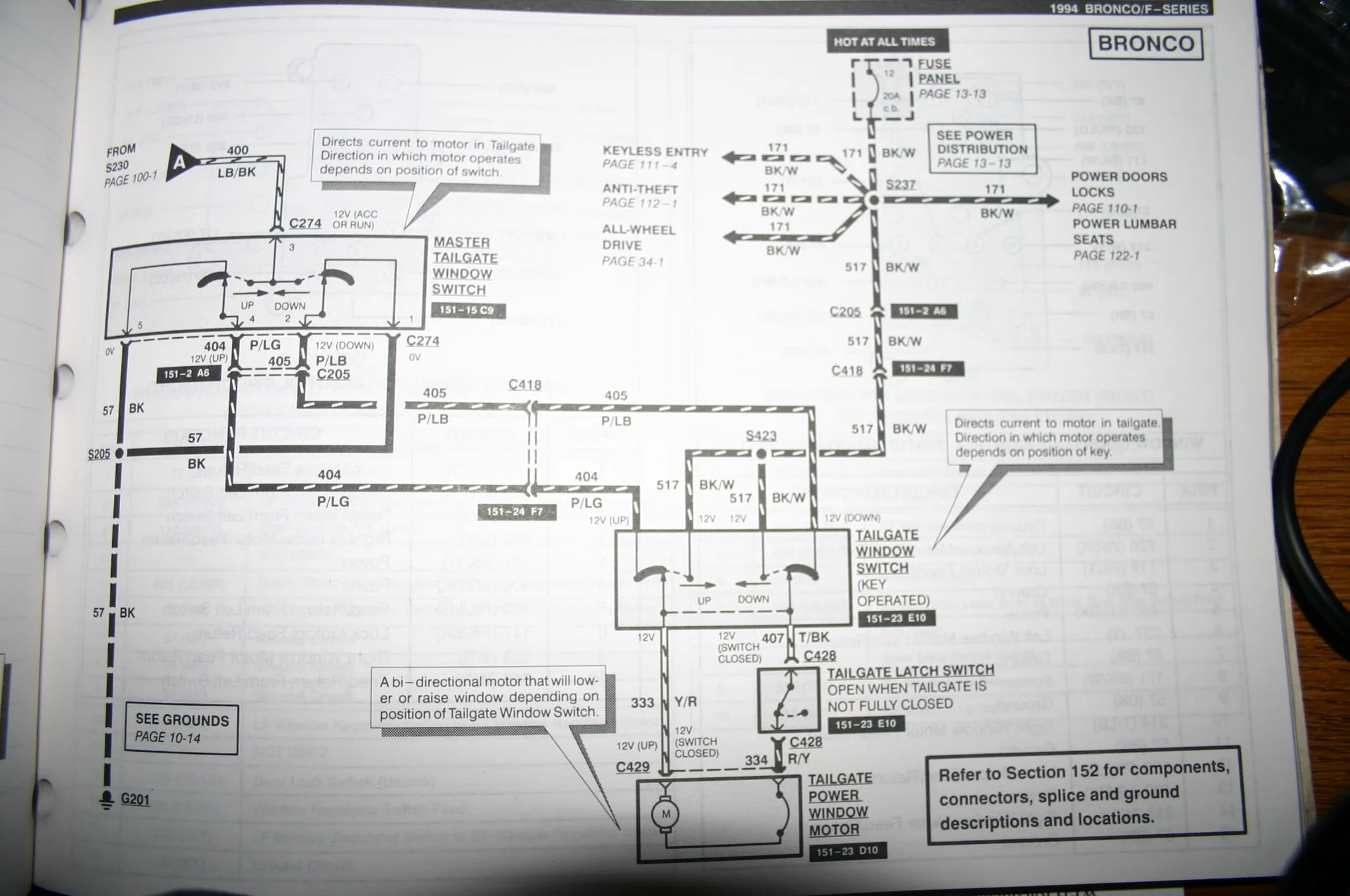 Wiring Diagrams Wiring Diagrams Autozonecom Bronco Wiring Harness 93
