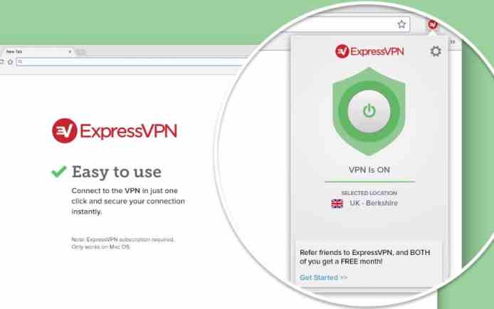ExpressVPN latest version
